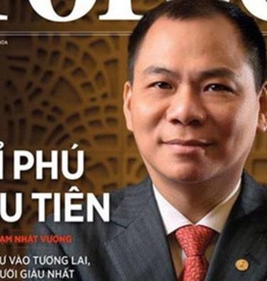 """Đại gia nào """"có giá"""" nhất Việt Nam hiện nay?"""