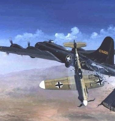 Bí mật đội quân máy bay cảm tử của Phát xít Đức