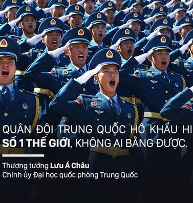"""Bài diễn thuyết vạch trần """"góc tối"""" khủng khiếp khiến quân đội Trung Quốc chấn động"""