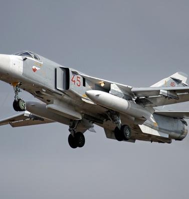 Việt Nam có nên học tập Syria mua Su-24M2 nội địa để thay thế Su-22?