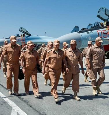 Nga đánh bom căn cứ quân sự Mỹ ở Syria?