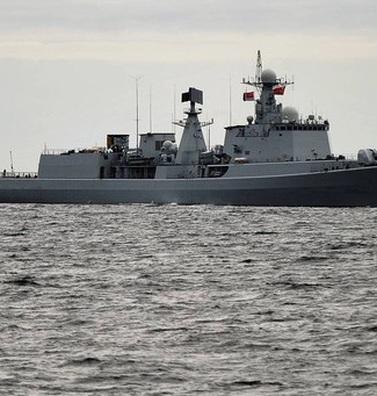 Tàu Hải quân Trung Quốc sẽ thăm cảng quốc tế Cam Ranh