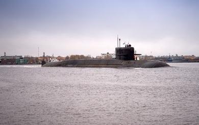 Nga đưa tàu ngầm gián điệp siêu bí mật trở lại biển khơi