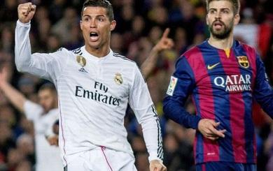 "Ronaldo buông lời ""sâu cay"" gửi Pique"
