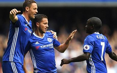 London đại thắng, Chelsea tạm gác trên thành Manchester