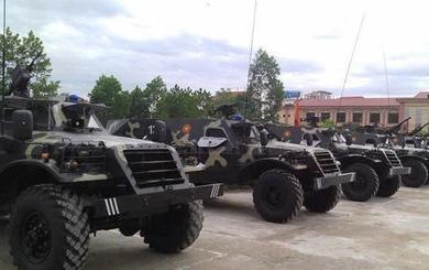"""""""Ông già gân"""" của Binh chủng tăng-thiết giáp Việt Nam"""
