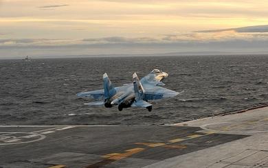"""Không thể tin nổi: BQP Nga chính thức lên tiếng """"Su-33 rơi là hành động anh hùng""""!"""