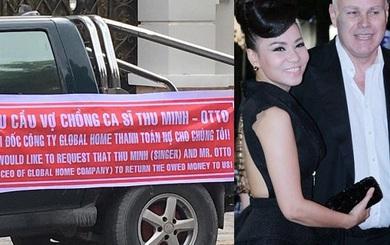 Ca sĩ Thu Minh nói gì về tin đồn lừa đảo, cướp tiền doanh nghiệp?