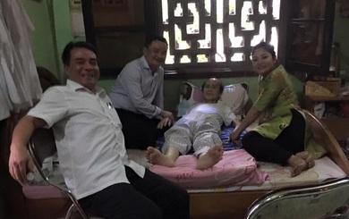 NSƯT Phạm Bằng giấu chuyện nằm viện 4 tháng, sụt 8 kg