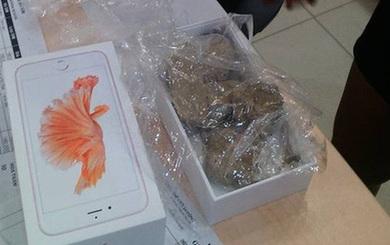 Vụ đập hộp iPhone 6s nguyên seal bên trong toàn đá cục, Thế Giới Di Động nói gì?