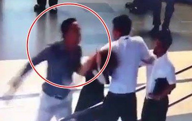 """Khách nam đánh nữ nhân viên sân bay: """"Mình là đàn ông sống phải đàng hoàng, tôi mong sớm gặp cô Q.A để hỏi thăm"""""""