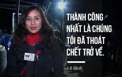 """Nhà báo Lê Bình """"không có gì phải sợ"""" trước thông tin """"Ký sự Syria"""" đạo kịch bản"""