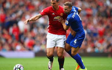 Bi kịch phía sau chiến công Man United 4-1 Leicester