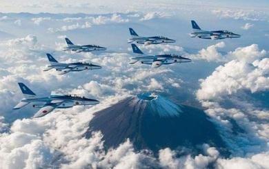 """Tướng 4 sao Nhật Bản: """"Dũng cảm bắn hạ chiến đấu cơ Trung Quốc xâm phạm"""""""