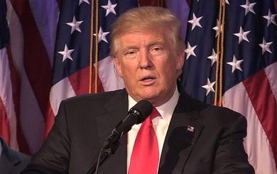 """Đại cử tri Cộng hòa đầu tiên công khai """"bất trung"""" với Trump"""