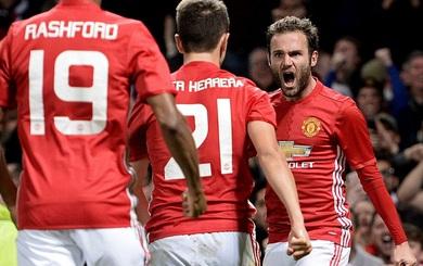 """Man United """"trả thù"""" thành công, Mourinho vẫn chất chứa nỗi lo"""