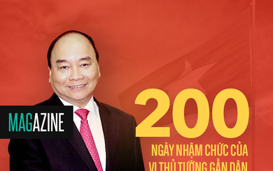 200 ngày nhậm chức của vị Thủ tướng gần dân