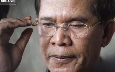 Hun Sen lên Facebook phản hồi người Việt về vấn đề biển Đông
