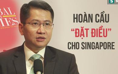 """Tiếp tục đấu khẩu về biển Đông, TQ """"khó chịu ra mặt"""" với Singapore"""