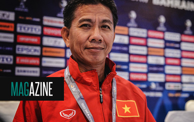 HLV Hoàng Anh Tuấn và câu chuyện bi hài với ông Chủ tịch VFF