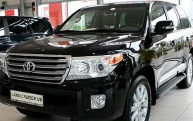 Ninh Bình: Mỏi mắt tìm doanh nghiệp tặng 3 xe tiền tỉ cho UBND tỉnh