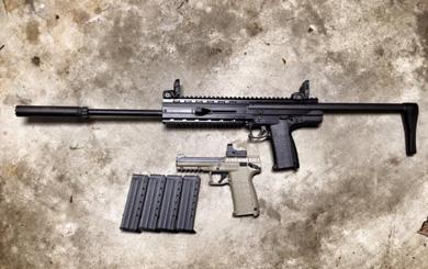 CMR-30 - Khẩu carbine độc đáo đến từ Kel-Tec