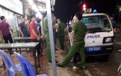 Hà Nội: Hai băng nhóm giang hồ truy sát nhau đẫm máu