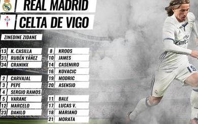 """C.Ronaldo tiếp tục """"nhường sân khấu"""" cho Gareth Bale"""