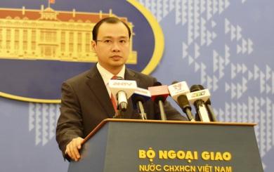 """Việt Nam nói gì về việc Campuchia lên án những người """"xúc phạm trên Facebook ông Hun Sen""""?"""