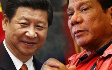"""Hoàn Cầu: Manila hợp tác với Bắc Kinh vì """"Trung Quốc có tiền còn Mỹ thì không"""""""
