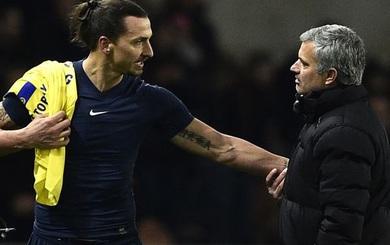 """Hành động nguy hiểm của Ibra & """"trái bom"""" trong túi Mourinho"""