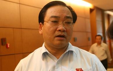 """Bí thư Hoàng Trung Hải: """"Hà Nội có 14 năm chuẩn bị để cấm xe máy"""""""