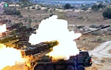 Hợp đồng 490 triệu USD mua 36 tổ hợp pháo phản lực Pinaka: CNQP Ấn Độ mừng rơi nước mắt!