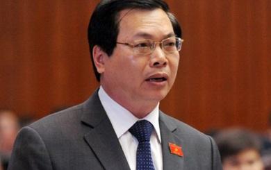 Đề nghị thi hành kỷ luật nguyên Bộ trưởng Vũ Huy Hoàng