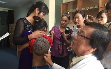 """Người """"mai rùa"""" cực kỳ hiếm xuất hiện tại Việt Nam"""