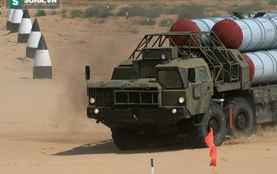 """Tên lửa S-300 ở Syria """"dội nước lạnh vào những cái đầu nóng của các tướng Mỹ"""""""