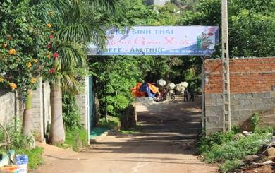 """Thượng úy CA Đắk Lắk nói về quán cà phê gỗ gây xôn xao: """"Tôi không có tài sản nào ngàn tỷ"""""""