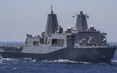 Tàu đổ bộ có khả năng sống sót cao nhất của Lính thủy đánh bộ Mỹ