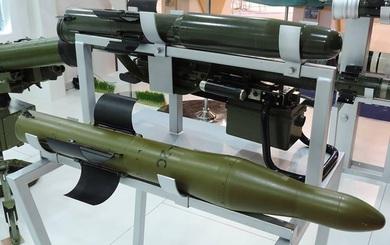Tên lửa chống tăng Skif - Ác mộng mới của quân ly khai miền Đông Ukraine