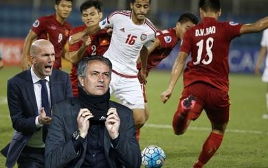 """U19 Việt Nam và cơ hội lọt """"mắt xanh"""" Real Madrid, Man United"""