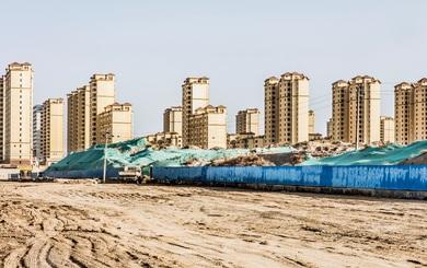 """Những """"thành phố ma"""" giữa lòng sa mạc ở Trung Quốc đang dần tỉnh giấc"""