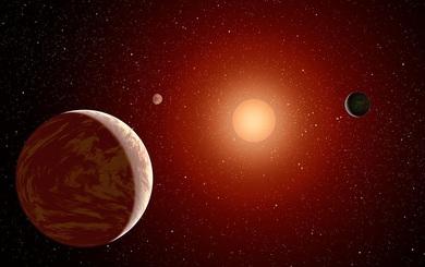 Phát hiện thêm một hành tinh có khả năng tồn tại sự sống giống Trái Đất