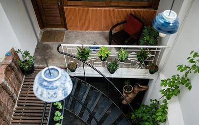 Ngôi nhà trong hẻm của người dân Tp. Hồ Chí Minh đẹp lung linh trên báo Mỹ