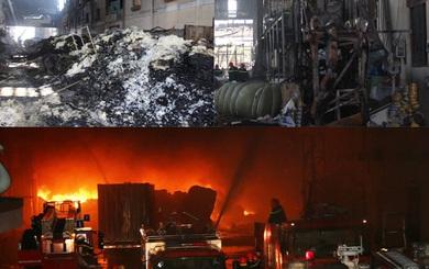Hiện trường vụ cháy kéo dài 26 giờ tại Cần Thơ, bê tông, sắt thép biến dạng dưới sức nóng