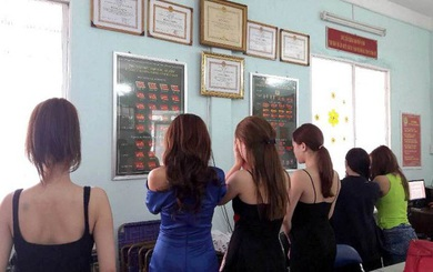 Điều ít biết về đường dây bán dâm nghìn USD ở Sài Gòn