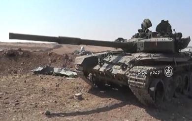 Thu hồi T-90 bị đánh cướp, chiến công lớn của Quân đội Syria