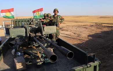 """Quân Iraq thần tốc chiếm Kirkuk, người Kurd bàng hoàng vì một đảng """"lâm trận rút lui""""?"""