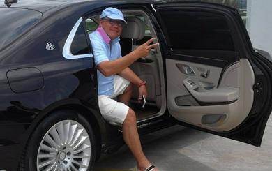 Khải Silk mua Maybach, bổ sung bộ sưu tập xe siêu sang tiền tỷ