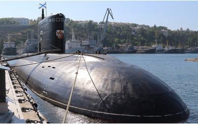 Quái vật trong lòng đại dương: Điểm danh những chiếc tàu ngầm khủng khiếp nhất của Nga