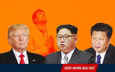 Đối với ông Trump, cái chết của một sinh viên còn đáng sợ hơn tên lửa Triều Tiên
